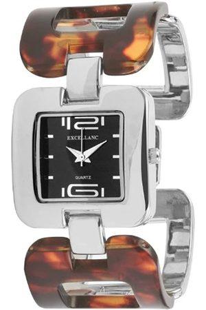 Excellanc Damen-Uhren mit Metallband 152121100103