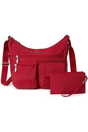 Baggallini Damen Everywhere bagg with RFID Hobo-Tasche