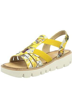 Rieker Damen V7371 Sandale