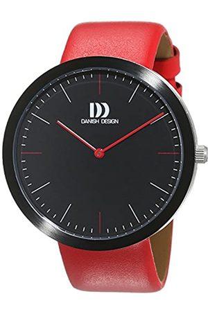 Danish Design Herren-Armbanduhr Analog Quarz Leder 3314504