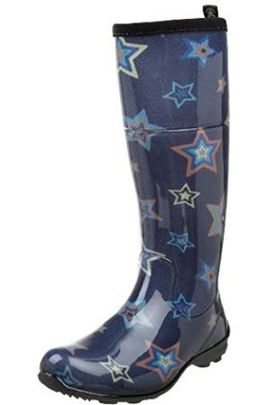 Kamik Damen Stars Regenstiefel, (Navy)