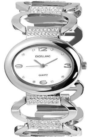 Excellanc Damen-Uhren mit Metallband 152422500011