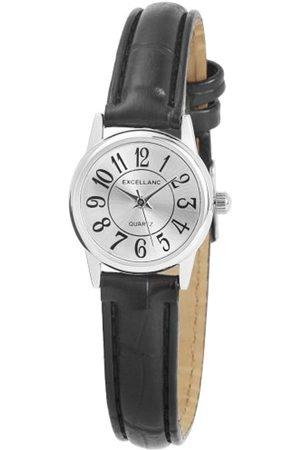 Excellanc Damen-Uhren mit Polyurethan Lederband 190022500014