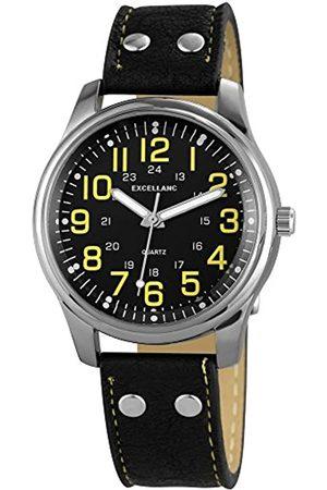 Excellanc Damen-Armbanduhr Analog Quarz Verschiedene Materialien 195071300156