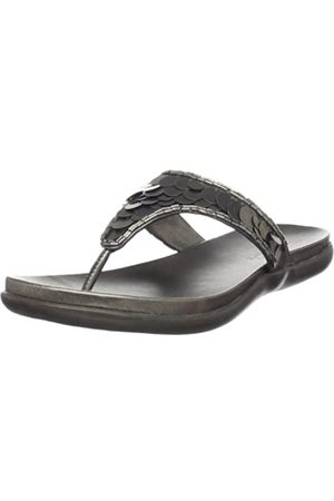 Kenneth Cole Glitzy Glam Sandalen für Damen, Grau (Zinnfarben)