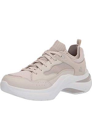 Skechers Damen SOLEI Low Grooves Sneaker