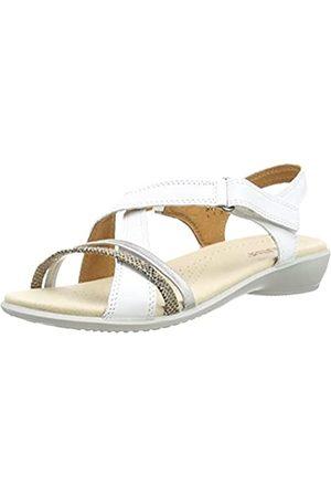 Hotter Damen Flare II Wide Sandale, /Mehrfarbig