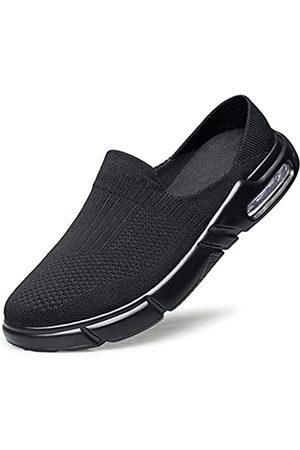 ADQ Herren Slipper, Pantoletten, Sneaker, Läufer, Slipper, Slips, Slipper, Luftkissen, leger, leicht