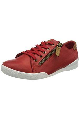Andrea Conti Damen 0347839 Sneaker, /Brandy