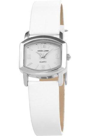 Excellanc Damen-Uhren mit Polyurethan Lederband 192022000106