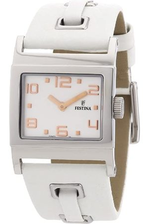 Festina Damen-Armbanduhr XS Trend Lady Analog Leder F16475/4
