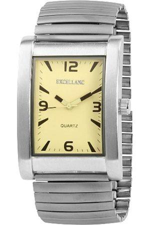Excellanc Herren-Uhren mit Metallzugband 272427500018