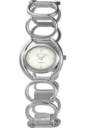 Excellanc Damen-Uhren mit Metallband 180572500008