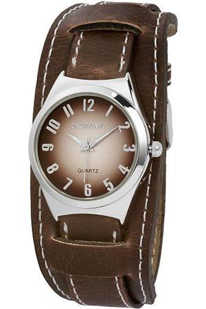 Excellanc Damen-Uhren mit Polyurethan Lederband 195027100069