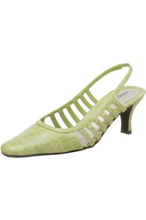 Easy Street Damen Jewel Slingback, (Lime)