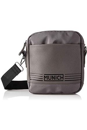 Munich Damen Crossbody SMALL City Grey Zubehör