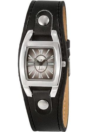 Excellanc Damen-Uhren mit Polyurethan Lederband 193021600363