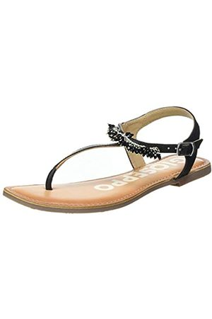 Gioseppo Damen HANEY Flache Sandale
