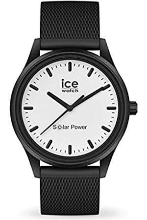 Ice-Watch Unisex Quarz Uhr mit Silikon Armband 018391