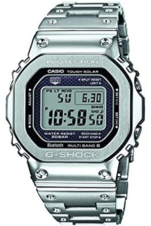 Casio HerrenDigitalQuarzUhrmitEdelstahlArmbandGMW-B5000D-1ER