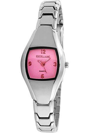 Excellanc Damen-Uhren mit Metallband 180025500322