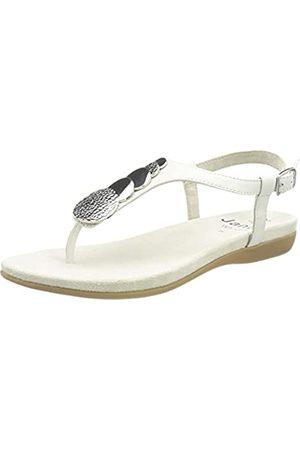 Jana 100% comfort Damen 8-8-28101-26 Flache Sandale