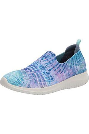 Skechers Damen Ultra Flex-Ombre Bliss Sneaker, Blmt = Mehrfarbig