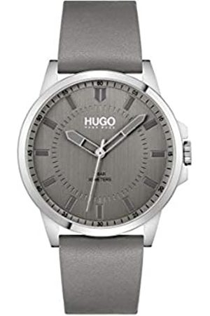 HUGO BOSS HerrenAnalogQuarzUhrmitLederArmband1530185