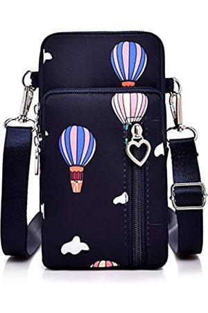 GKE Nefli Sport Armtasche Laufen Handgelenk Tasche Niedlich Universal Armbänder Mode Schultertasche Crossbody Tasche, (Ballon )