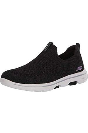 Skechers Damen GO Walk 5-124030 Sneaker, /Mehrfarbig
