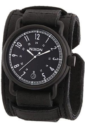 Nixon Herren-Armbanduhr Analog Leder A322001-00