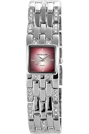 Excellanc Damen-Armbanduhr Analog Quarz Verschiedene Materialien 180325000024