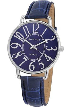 Excellanc Damen-Uhren mit Polyurethan Lederband 193023000325