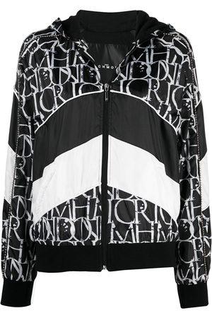 John Richmond Sweatshirt mit Reißverschluss