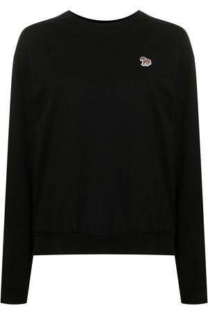 Paul Smith Logo-embroidered jumper