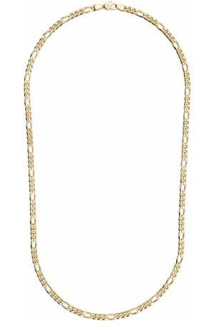 TOM WOOD Halskette aus vergoldetem Sterlingsilber