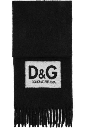 Dolce & Gabbana Schal mit Fransen