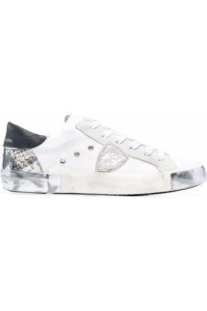 Philippe model Prsx Python Mixage Sneakers