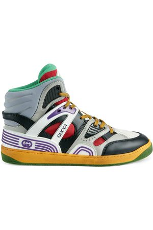 Gucci Basket High-Top-Sneakers