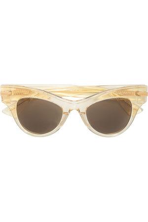 Bottega Veneta Sonnenbrille im Cat-Eye-Design