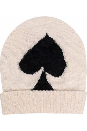 MM6 MAISON MARGIELA Mütze mit Pik-Stickerei