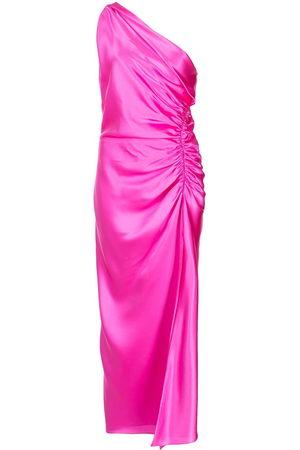 Michelle Mason Asymmetrisches Seidenkleid
