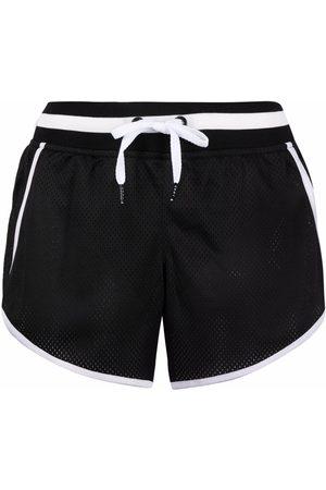 DKNY Shorts mit Mesh