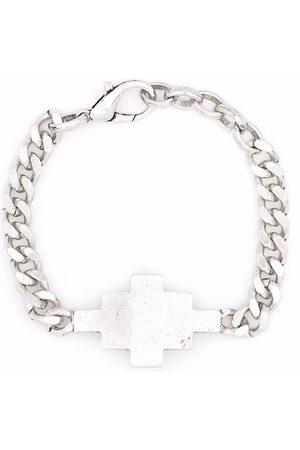 MARCELO BURLON Kettenarmband mit Kreuz