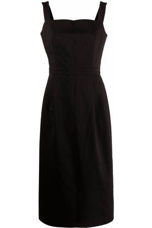 12 STOREEZ Kleid mit Falten