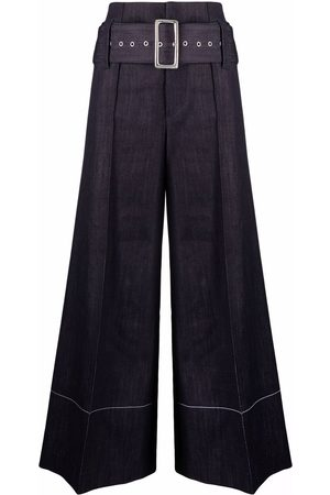 10 CORSO COMO Jeans mit hohem Bund