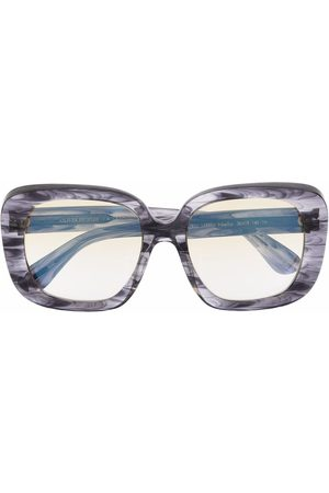Oliver Peoples Sonnenbrille mit Oversized-Gestell
