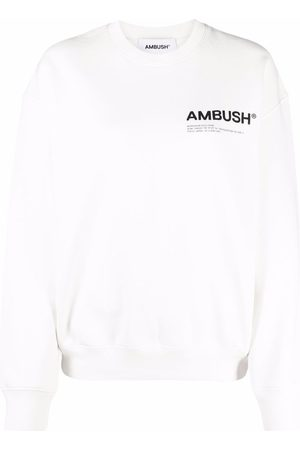 AMBUSH Logo-print sweatshirt