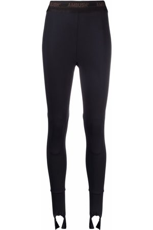 AMBUSH Damen Leggings & Treggings - Stirrup high-waist leggings