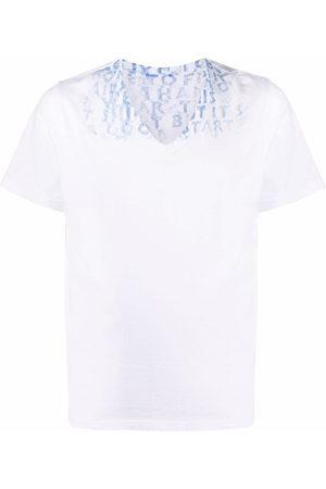 Maison Martin Margiela 1990s T-Shirt mit Logo-Print